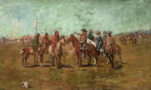 Study for Custer's Demand