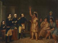 Peace Treaty, Cherryvale