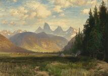 The Three Tetons