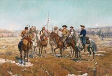 Sheridan's Campaign, Custer's Demand