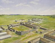Fort Supply, About 1870