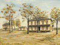 Euchee Boarding School, Sapulpa 1891