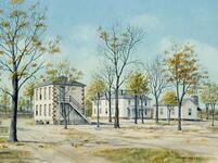 Wetumka Boarding School, Creek (1881), Wetumka