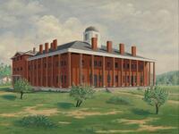 Cherokee National Female Seminary, near Park Hill
