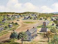 Old Boggy Depot, Atoka County, 1837