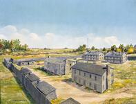 Ft. Wayne, about 1841