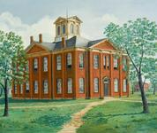 Cherokee Council House - Tahlequah