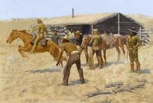 The Coming and Going of the Pony Express