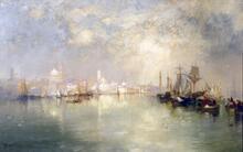 Venice: Reminiscence of Vera Cruz, Mexico
