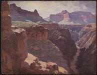 Plateau, Bright Angel Trail, Grand Canyon