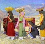 Corn Maidens (Taos Pueblo)