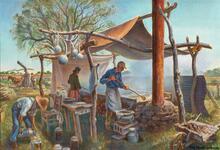 Cooking Sorghum