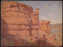 Van de Wagon's Ranch, New Mexico