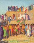 The Races, Taos Pueblo Fiesta