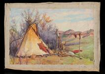 Cheyenne Reservation, Montana