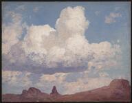 Rain Clouds, Kayenta, Arizona