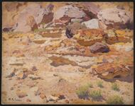 Rocks, Keams Canyon, Arizona