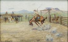 The Bronco Buster
