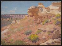 Rocks, Keams Canyon, Arizona