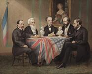 The Committee on the International Telegraph at Paris, 1867