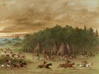 Sham Fight or Tournament of the Comanchees