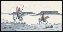 Plains Indians - No More Buffalo