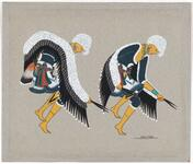 Cochiti Eagle Dancers