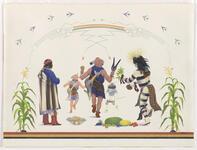 The Pueblo Ceremonial Dance