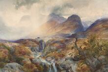 Pass at Glencoe Scotland