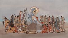 Burial Ceremony-Spirit Assending
