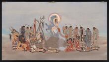 Burial Ceremony-Spirit Ascending