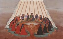 Peyote Ceremony