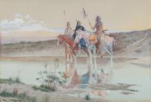 Nez-Perce War Party