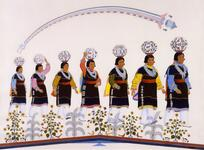 The Zuni Olla Girls