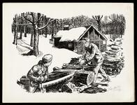 Wood cutters