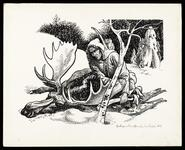 The Hunter and the Moose
