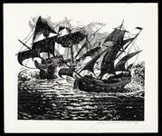 Sea Port Battle at St. Nicholas