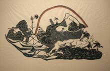 Untitled Work of Eskimos and Igloos
