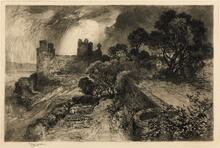 Harlech Castle-Wales