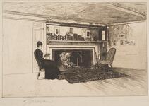 An Easthampton Fire-Place