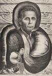 Self Portrait 1000 - 1450 CE