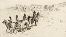 Navajo Visitors Oribi
