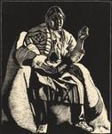 Pueblo Indian--'Fat John' of Taos