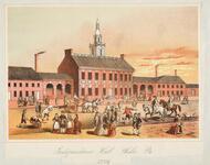 Independence Hall, Phila. Pa. 1776