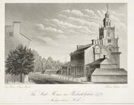 The State House in Philadelphia, 1778 (Independence Hall)