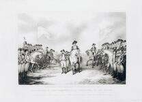 Surrender of Lord Cornwallis, at Yorktown, VA. Oct. 19th 1781