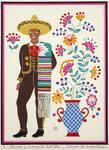 Charro y Sarape de Saltillo - Estado de Coahuila