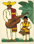Mexican Costumes and Customs - Subtitle: A Song and a Piece of Candy for a Centavo