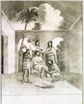 El Rey de los Aztlanecas, Servidos por sus Domesticas