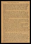 """Transcript titled """"Extract from California Diary"""" describing the journey from Fort Smith to Santa Fe, written by a member of the Knickerbocker Exploring Company en route to the gold fields in California"""
